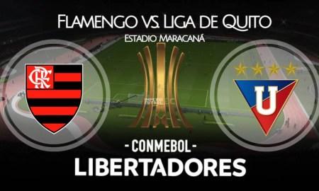 LDU de Quito - Flamengo EN VIVO ESPN ONLINE por Copa Libertadores
