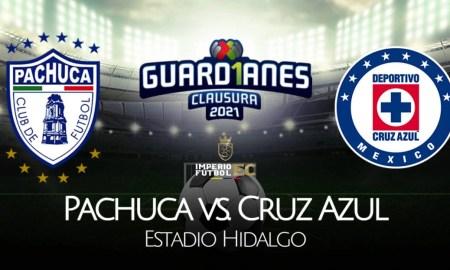 Pachuca - Cruz Azul EN VIVO hora y qué canal transmiten semifinal Clausura MX 2021