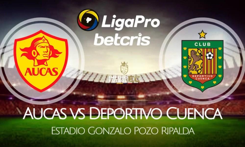 VER Aucas - Deportivo Cuenca EN VIVO GOL TV