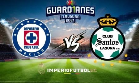 VER Cruz Azul vs Santos EN VIVO-01