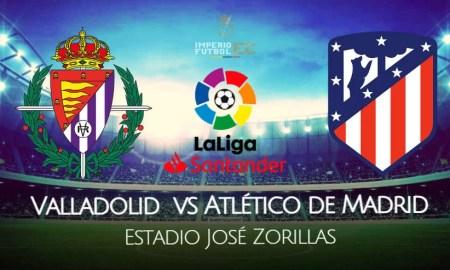 Valladolid - Atlético de Madrid EN VIVO DirecTV por LaLiga Santander