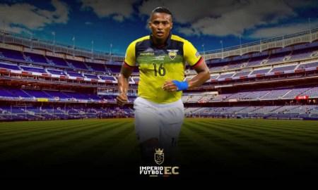 Antonio Valencia envió sus ánimos para el combinado tricolor tras la caída ante Perú - 2021