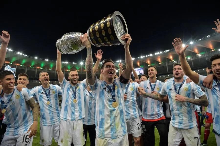 Argentina Campeon