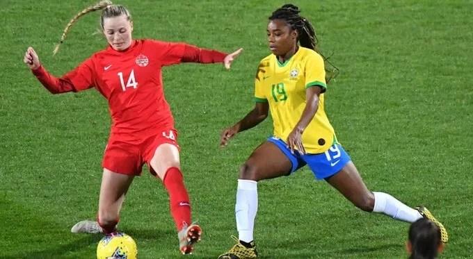 Canadá vs Brasil