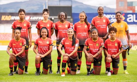 Deportivo Cuenca Femenino Superliga Femenina