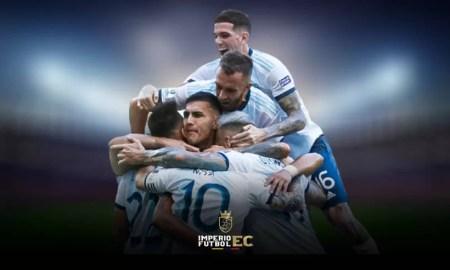 El once que presentaría Argentina para enfrentar a Ecuador por los cuartos de fnal de la Copa América