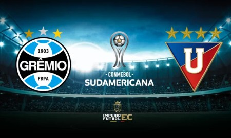 Gremio vs Liga de Quito EN VIVO Copa Sudamericana