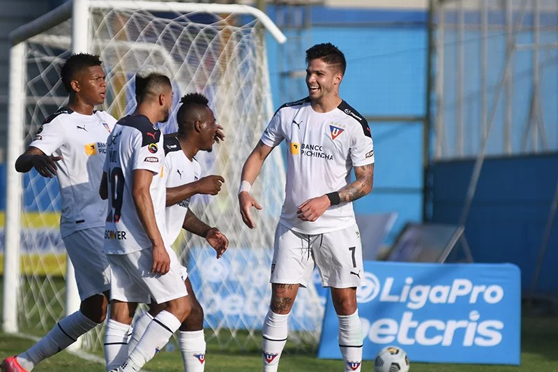 Liga de Quito 13