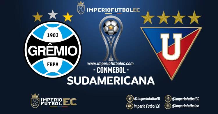 VER Gremio vs Liga de Quito EN VIVO-01
