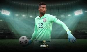 Alexander Domínguez - Selección Ecuador