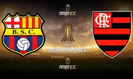 Barcelona SC vs Flamengo EN VIVO SEMIFINALES DE LA COPA LIBERTADORES 2021