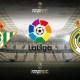 Canales para ver el partido Real Madrid vs Real Betis EN VIVO por LaLiga