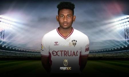 Emerson Espinoza fue promovido al primer plantel de Albacete