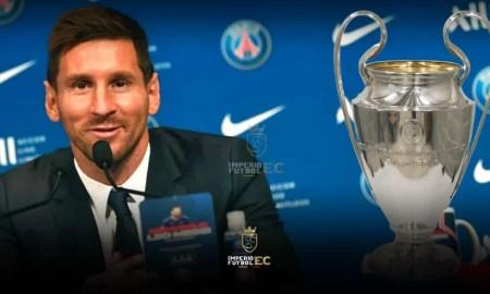 Lionel Messi dejó en claro que su objetivo es ganar la Champions
