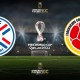 PARAGUAY - COLOMBIA EN VIVO FECHA 6 Eliminatorias CONMEBOL