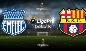 Emelec vs Barcelona VER PARTIDO EN VIVO Canal para ver el futbol Liga Pro 2021