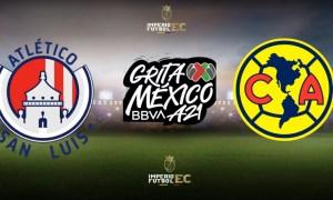 Horarios para ver el partido América vs. Atlético San Luis EN VIVO TUDN