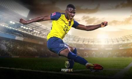 Los Números Impresionantes de Moisés Caicedo en las Eliminatorias