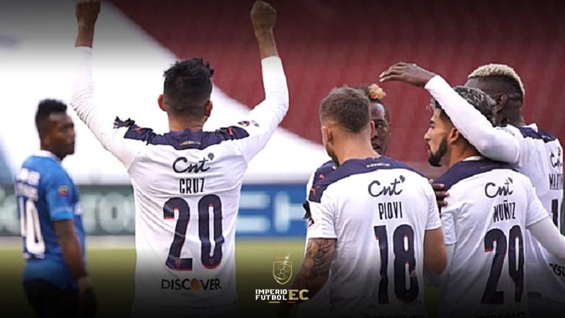 Malas noticias en Liga de Quito, se confirma una baja importante para enfrentar a IDV