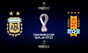 PARTIDO ARGENTINA vs. URUGUAY EN VIVO FECHA 5 Eliminatorias