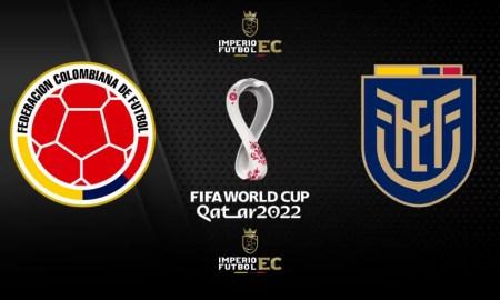 PARTIDO COLOMBIA vs. ECUADOR EN VIVO FECHA 12 Eliminatorias