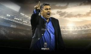 Santiago Escobar renuncia a U. Católica tras la derrota contra Mushuc Runa.
