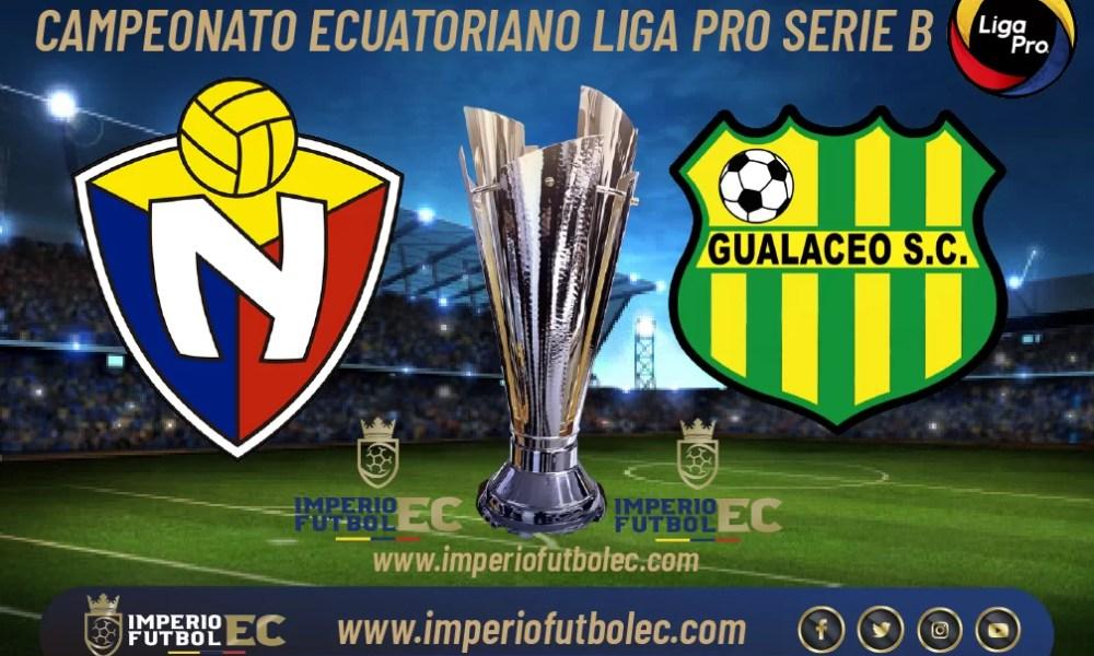 VER PARTIDO El Nacional vs Gualaceo EN VIVO-01