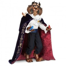 bestia limited edition doll disney store