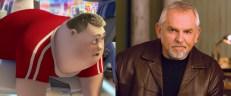 """10) Sono pochi i personaggi parlanti del film, ma tra questi si distingue l'umano John, uno degli abitanti della Axiom. John è doppiato in originale da John Ratzenberger, il noto """"portafortuna"""" della Pixar, il quale ha doppiato un personaggio in ogni suo lungometraggio. In italiano i personaggi doppiati da Ratzenberger sono sempre doppiati dall'attore e doppiatore Renato Cecchetto."""