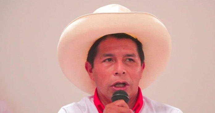 Pedro Castillo: