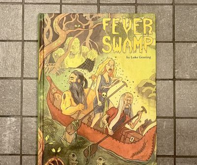Fever Swamp cover art