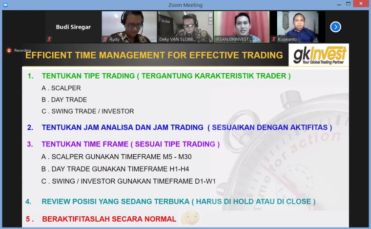 19. Pak Irsan GKInvest - Time For Action