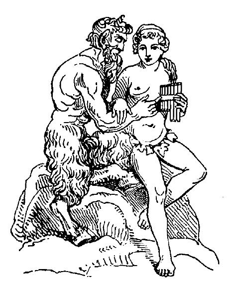 Pan and Syrinx