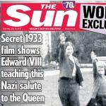 queen-nazi-salute