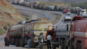 ISIS Oil Tied to Kurdistan, Erdogan and Lots of American Tanker Trucks Shipped from Houston