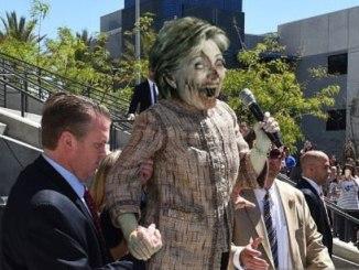 "Clinton Announces She is in Excellent Health, Denounces ""Rumor Mongers"""