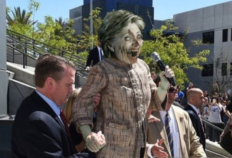 Hillary-gives-First-Conference