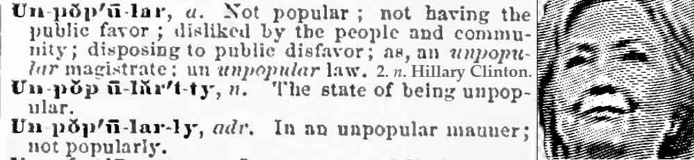 unpopular-defined