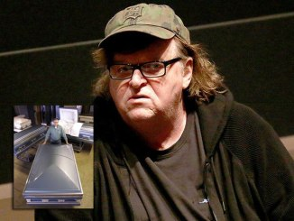 Doctors: Morbidly Obese Michael Moore May Not Make It Next Four Years