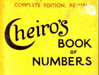 CHEIRO'S BOOK OF NUMBERS | The Impious Digest
