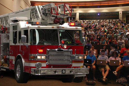 Impious Digest Announces $25,000 Fire Truck Literary Scholarship