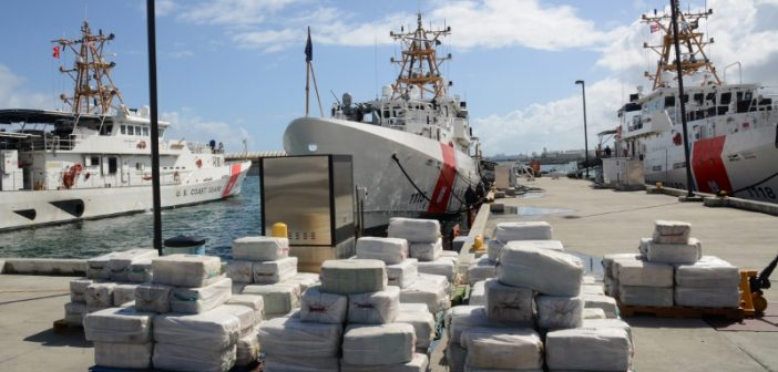 Obama Flees After Massive Drug Bust Aboard Lady Michelle Vessel In Caribbean