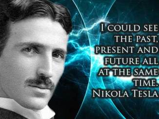 The Mysteries Of Time As Revealed By President Donald Trump And Nikola Tesla