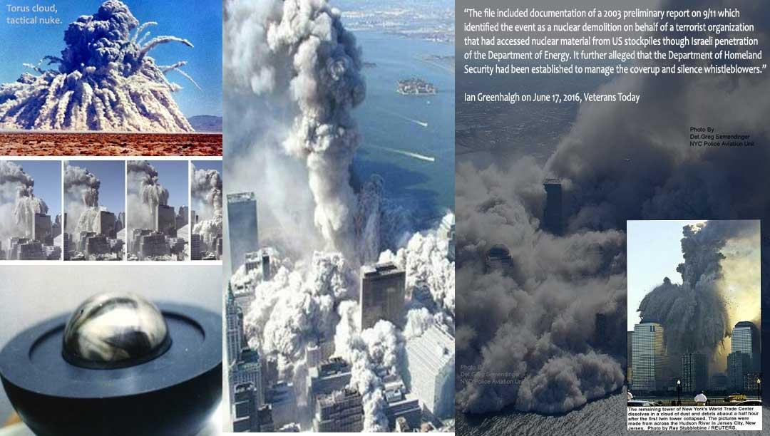 Uranium One Precursor: Bush, Clinton Sell Stolen Plutonium Pits Used in 9/11