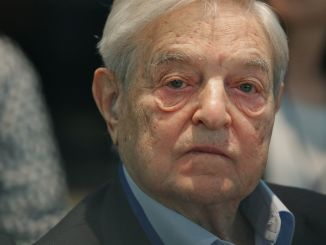 Botched Circumcision Leaves George Soros With Ball Sacks for Eyes