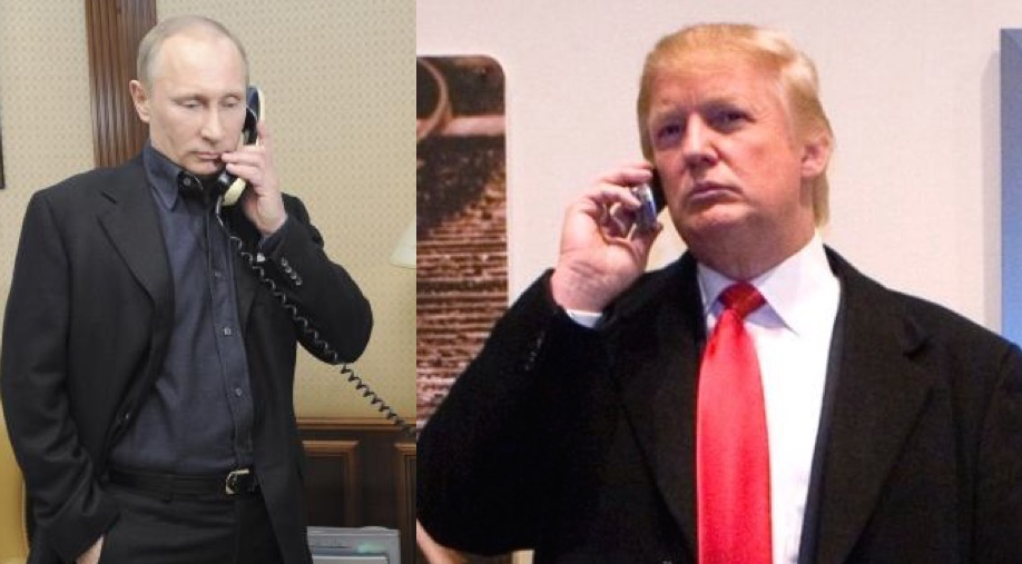 "Trump Left ""Aghast"" After Emergency Call With Putin, But Begs For Life Of Captured CIA Spy"