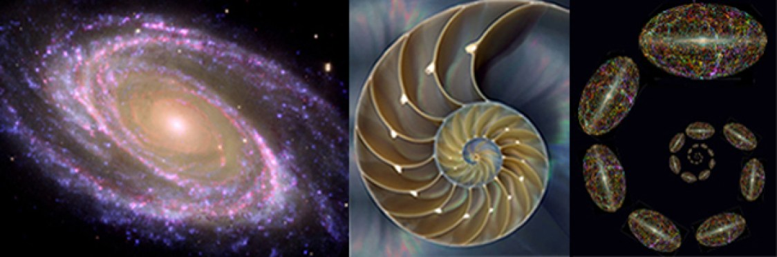 Infinity, Patterned Symmetry, Pythagoras,  and the  Black Hole at the Edge of the Universe