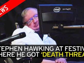 Stephen Hawking Reported Murdered To Stop Trump From Disclosing Truth About Aliens