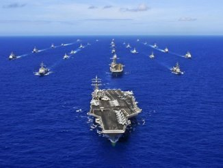 Western Powers Send Massive Fleet After US Troops Seize Syrian Oil Fields
