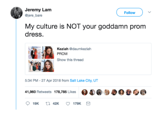 A Study in Projection: Cyber Bully Jeremy Lam's Claims of Cultural Appropriation